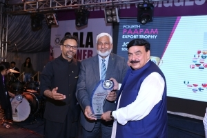 Shaikh Rasheed - Federal Minister for Railways