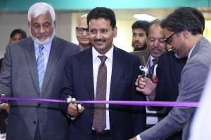 M.Ashraf - Minister of Commerce